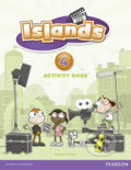 Islands 4 - Activity Book - Sandy Jervis