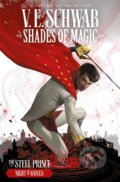 Shades of Magic Vol. 2: The Night of Knives - V.E. Schwab, Andrea Olimpieri (ilustrácie)