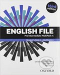 English File - Pre-intermediate - Multipack A - Clive Oxenden, Christina Latham-Koenig