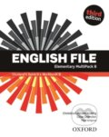 English File - Elementary - Multipack B - Clive Oxenden, Christina Latham-Koenig
