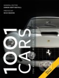 1001 Cars To Dream of Driving Before You Die - Simon Heptinsall