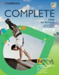 Complete First for Schools B2 - Student's Book -