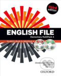 English File - Elementary - Multipack A - Clive Oxenden, Christina Latham-Koenig