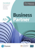 Business Partner A2+ Coursebook - Margaret O'Keefe