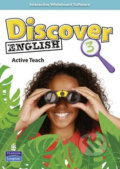 Discover English 3 - Ingrid Freebairn