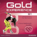 Gold Experience B1 Class - Suzanne Gaynor,  Carolyn Baraclough