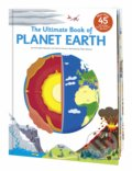 The Ultimate Book of Planet Earth - Anne-Sophie Baumann, Didier Balicevic (ilustrácie)