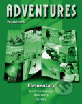 Adventures - Elementary - Workbook - Ben Wetz, Mick Gammidge