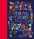 A Year Full of Stories - Angela McAllister, Christopher Corr (ilustrácie)