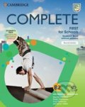 Complete First for Schools: Student's Book Pack (Second edition) - Guy Brook-Hart, Susan Hutchison, Lucy Passmore, Natasha De Souza, Jishan Uddin