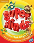 Super Minds Starter: Student's Book - Herbert Puchta, Günter Gerngross, Peter Lewis-Jones