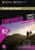 Cambridge English: Empower - Upper Intermediate Combo B - Adrian Doff, Craig Thaine, Herbert Puchta, Jeff Stranks, Peter Lewis-Jones