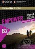 Cambridge English: Empower - Upper Intermediate Combo A - Adrian Doff, Craig Thaine, Herbert Puchta, Jeff Stranks, Peter Lewis-Jones