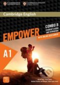Cambridge English: Empower - Starter Combo B - Adrian Doff, Craig Thaine, Herbert Puchta, Jeff Stranks, Peter Lewis-Jones