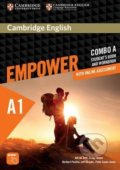 Cambridge English: Empower - Starter Combo A - Adrian Doff, Craig Thaine, Herbert Puchta, Jeff Stranks, Peter Lewis-Jones