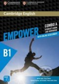 Cambridge English: Empower - Pre-intermediate Combo A - Adrian Doff, Craig Thaine, Herbert Puchta, Jeff Stranks, Peter Lewis-Jones