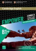 Cambridge English: Empower - Intermediate Combo B - Adrian Doff, Craig Thaine, Herbert Puchta, Jeff Stranks, Peter Lewis-Jones