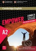 Cambridge English: Empower - Elementary Combo B - Adrian Doff, Craig Thaine, Herbert Puchta, Jeff Stranks, Peter Lewis-Jones