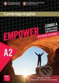 Cambridge English: Empower - Elementary Combo A - Adrian Doff, Craig Thaine, Herbert Puchta, Jeff Stranks, Peter Lewis-Jones  ENGLISH TYPE
