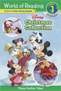 Disney Christmas Collection: Three Festive Tales -