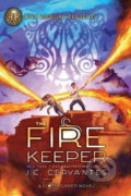 The Fire Keeper - J.C. Cervantes
