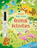 Wipe-Clean: Animal Activities - Kirsteen Robson, Manuela Berti (Illustrator)