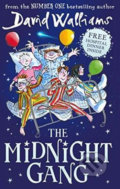 The Midnight Gang - David Walliams, Tony Ross (ilustrácie)