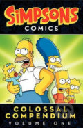 Simpsons Comics Colossal Compendium: Volume 1 - Matt Groening
