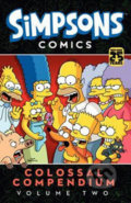 Simpsons Comics Colossal Compendium: Volume 2 - Matt Groening