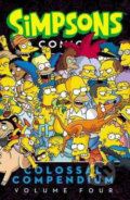 Simpsons Comics Colossal Compendium: Volume 4 - Matt Groening