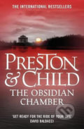 The Obsidian Chamber - Lincoln Child, Douglas Preston