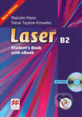 Laser B2: Student's Book + MPO + eBook - Steve Taylore-Knowles, Malcolm Mann