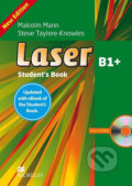 Laser B1+: Student's Book & eBook - Steve Taylore-Knowles, Malcolm Mann