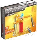 Stavebnice Geomag Mechanics 33 pcs -
