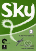 Sky 2: Activity Book - Ingrid Freebairn, Jonathan Bygrave, Brian Abbs