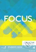 Focus 4: Students' Book - Vaughan Jones