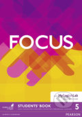 Focus 5: Students' Book - Vaughan Jones