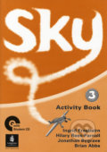 Sky 3: Activity Book - Ingrid Freebairn, Hilary Rees-Parnall