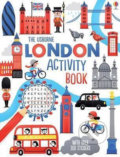 London Activity Book - Lucy Bowman, Rosie Hore