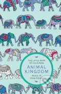 The Little Book of Colouring: Animal Kingdom - Amber Anderson