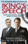 The Kings Speech - Peter Conradi, Mark Logue