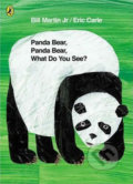 Panda Bear, Panda Bear, What Do You See? - Eric Carle, Eric Carle (ilustrácie)