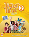 Tiger Time 3 - Student's Book - Carol Read