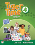Tiger Time 4 - Student's Book - Carol Read