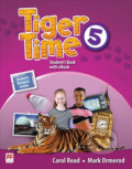 Tiger Time 5 - Student's Book - Carol Read