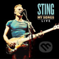 Sting: My Songs - Live LP - Sting