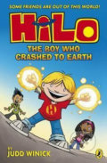 Boy Who Crashed To Earth - Judd Winick