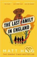 Last Family in England - Matt Haig
