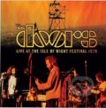 The Doors: Live At The Isle Of Wight Festival 1970 LP - The Doors