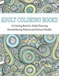 Adult Coloring Books -